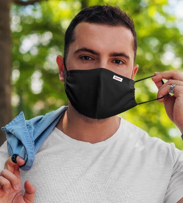 Castrol face mask